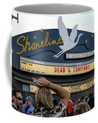Shoreline Amphitheatre - Dead And Company Coffee Mug