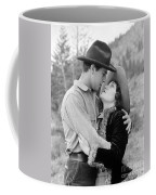 Silent Still: Hand Kissing Coffee Mug