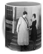 Silent Still: Weight Coffee Mug