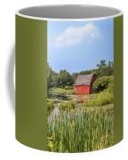 Sinking Red Barn #6 Coffee Mug