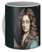 Sir Christopher Wren, Architect Coffee Mug
