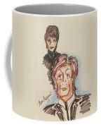 Sir Paul Mccartney Coffee Mug