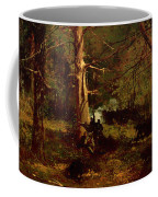 Skirmish In The Wilderness Coffee Mug