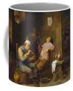 Smokers And Drinkers Coffee Mug