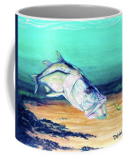 Snook On Jig Coffee Mug