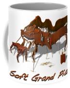 Soft Grand Piano  Coffee Mug