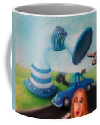 Soul Sucking Sub-station Coffee Mug
