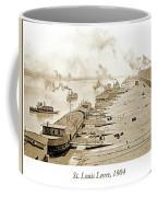 St. Louis Levee, 1904 Coffee Mug