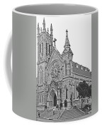 St. Mary Cathedral Coffee Mug