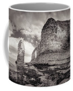 Stack And Chalk Cliff Coffee Mug