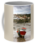 Staithes, North Yorkshire, England Coffee Mug