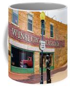 Standing On The Corner - Winslow Arizona Coffee Mug