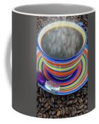 Steaming Coffee  Coffee Mug