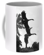 Stone Birds Coffee Mug