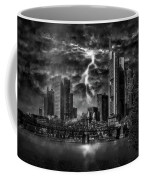 Storm Over Frankfurt Coffee Mug