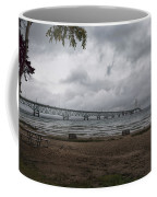 Straits Of Mackinac Coffee Mug