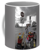Street Jester Coffee Mug