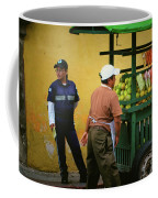 Street Vendor - Antigua Guatemala Coffee Mug