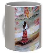 Strollin Senorita Coffee Mug