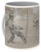 Study For The Unruly Calf Coffee Mug