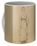 Study Of A Peasant Woman Coffee Mug