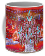 Sukkot- Prayer In The Sukkah Coffee Mug