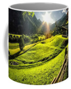 Sunbeam Coffee Mug