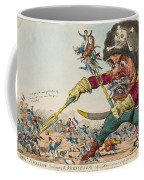 Swallow Destroying The French Army, Coffee Mug