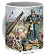 T. Roosevelt Cartoon Coffee Mug