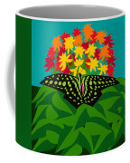 Tailed Jay Coffee Mug