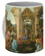 The Adoration Of The Magi Coffee Mug