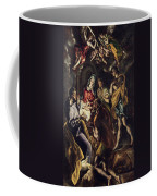 The Adoration Of The Shepherds Coffee Mug