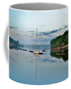 The Bass River At Dawn, Beverly Ma Coffee Mug
