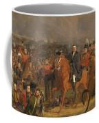 The Battle Of Waterloo Coffee Mug