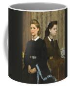 The Bellelli Sisters Coffee Mug