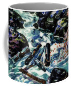 The Brook, Nova Scotia Coffee Mug