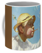 The Bubble Boy Coffee Mug