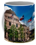 The Bullock Texas State History Museum Coffee Mug