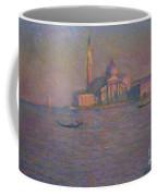 The Church Of San Giorgio Maggiore, Venice Coffee Mug