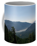 The Columbia River  Coffee Mug