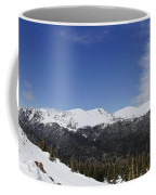 The Continental Divide Coffee Mug