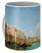 The Dock Of Slaves Coffee Mug
