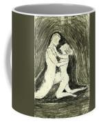 The Embrace Coffee Mug