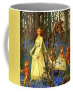 The Fairy Wood Henry Meynell Rheam Coffee Mug