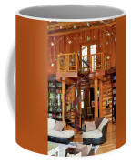 The Fontanel Mansion Farm The Former Home Of Barbara Mandrell Outside Nashville, Tennessee Coffee Mug