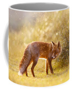 The Fox And The Fairy Dust Coffee Mug