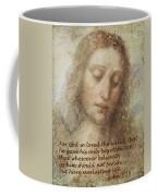 The Head Of Christ Coffee Mug