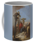 The Lamentation At The Foot Of The Cross   Coffee Mug