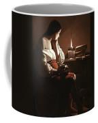 The Magdalen With The Smoking Flame Coffee Mug