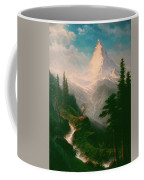 The Matterhorn Coffee Mug